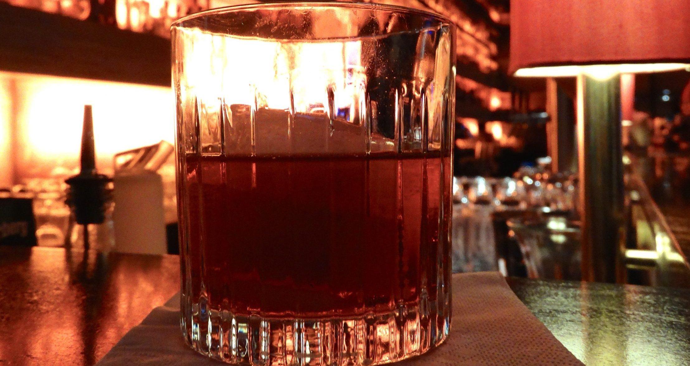 Mixgetränke und klassische Cocktails: Negroni - Banneke