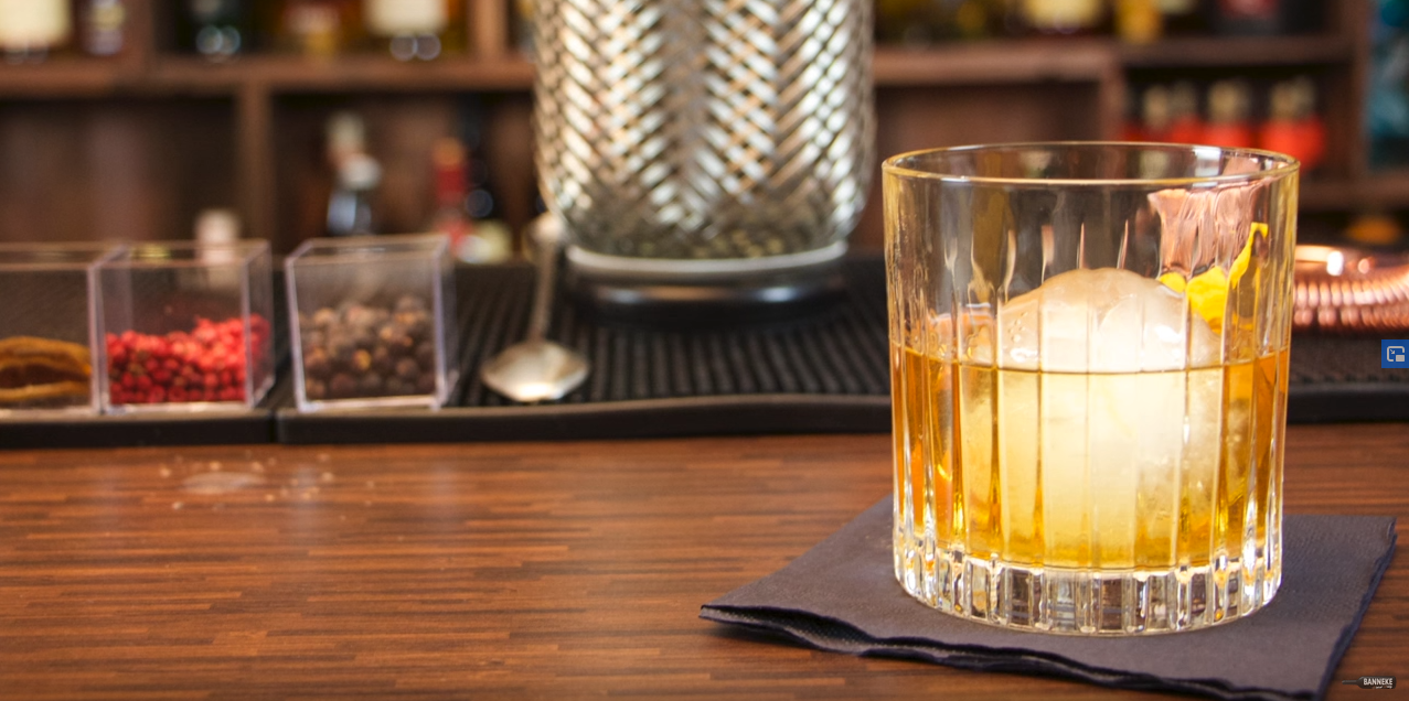 Klassische Cocktails und Mixgetränke