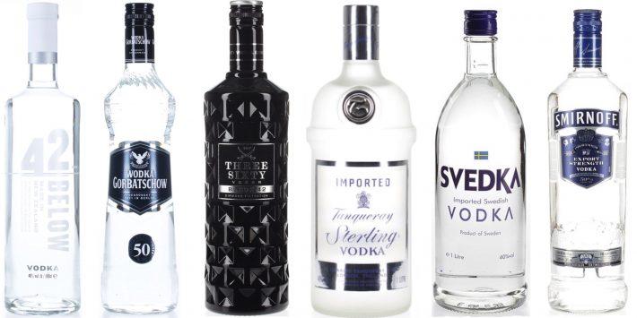 Western-Style Wodka