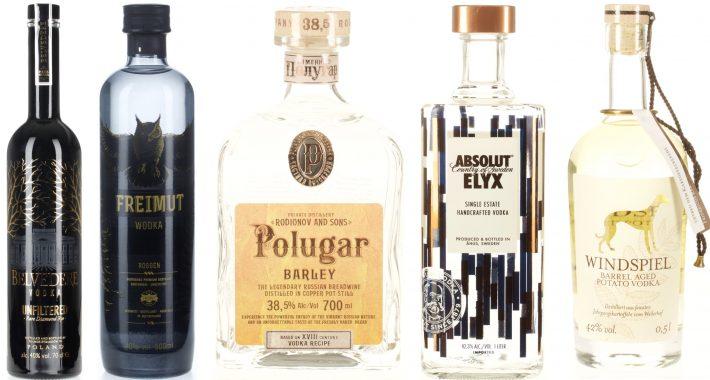 Vodkas - Eastern-Style