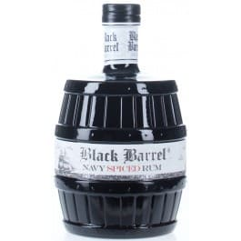 A.H. Riise Black Barrell Nacy Spiced Rum
