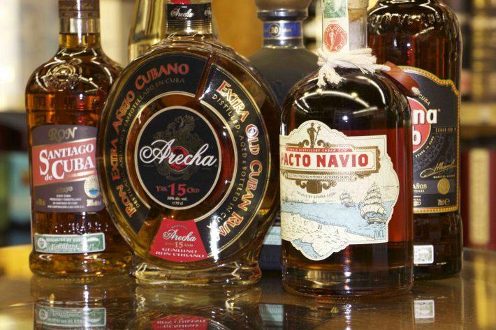 Rum aus Cuba