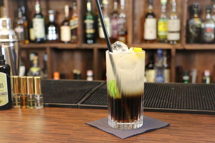 Cocktails mit weißem Rum