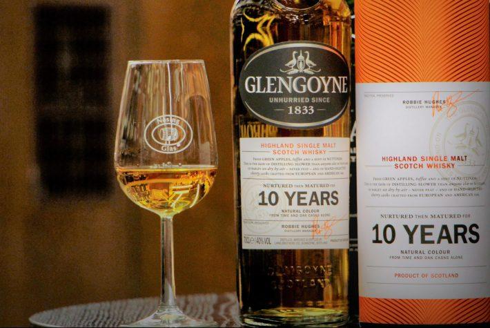 Gläser für das Whisky Tasting
