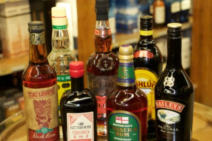 Rum für B52
