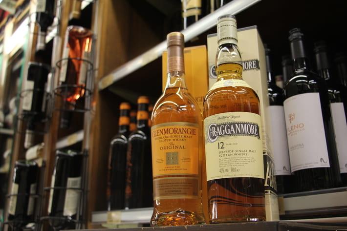 Wie trinkt man Whisky?