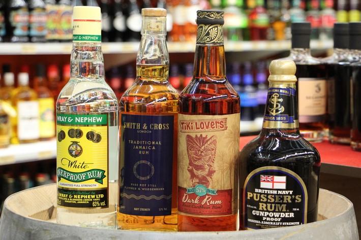 Welcher Rum für Rumtopf