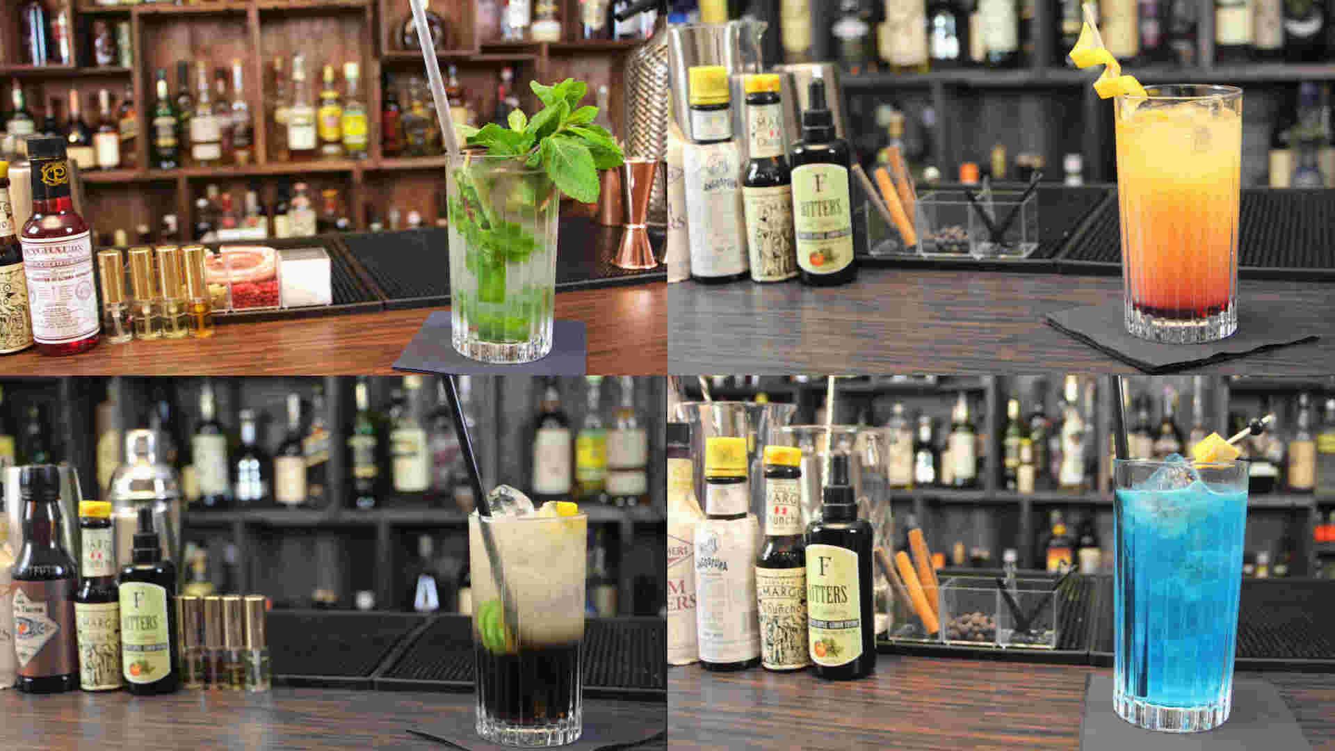 klassische Cocktails zum selber mixen