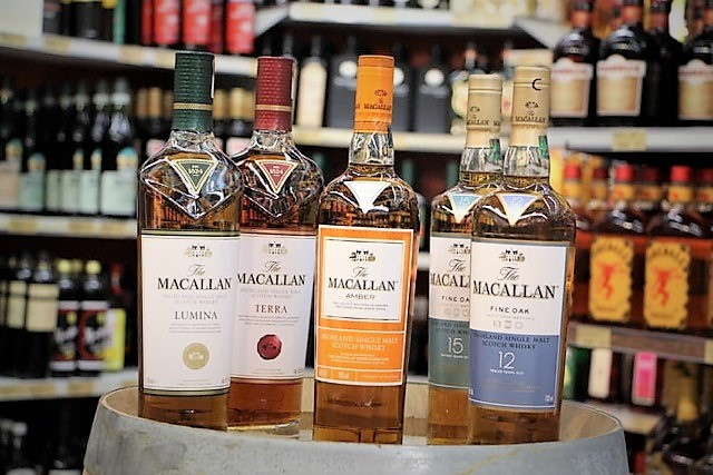 Macallan Whisky – ein Whisky mit vielen Besonderheiten