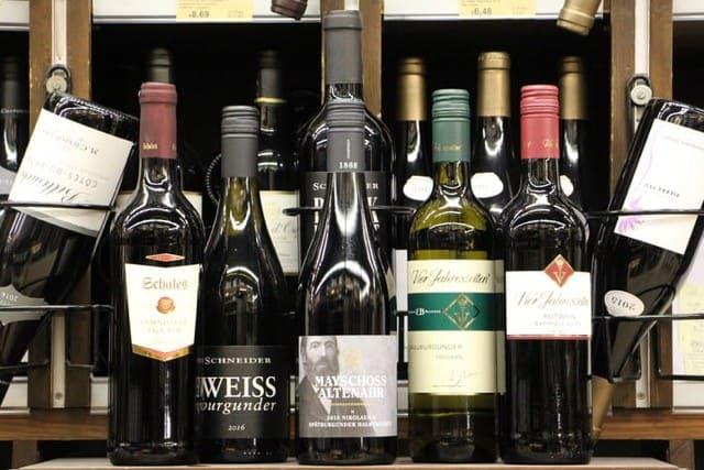 Deutsche Weine - unsere Empfehlungen für Rheinhessen, Pfalz und Ahr