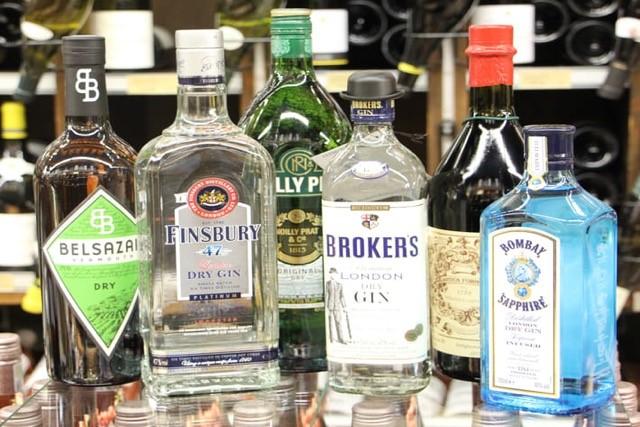 Gin Cocktails mit Wermut