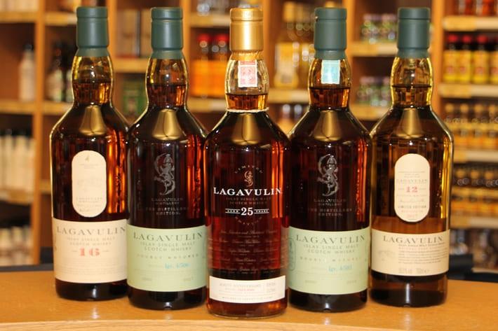 Lagavulin Whisky