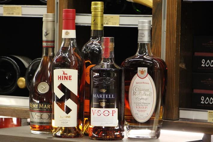Von VS bis XO – Cognacsorten und ihre Unterschiede