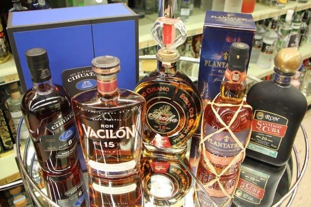 Anejo Rum verschenken