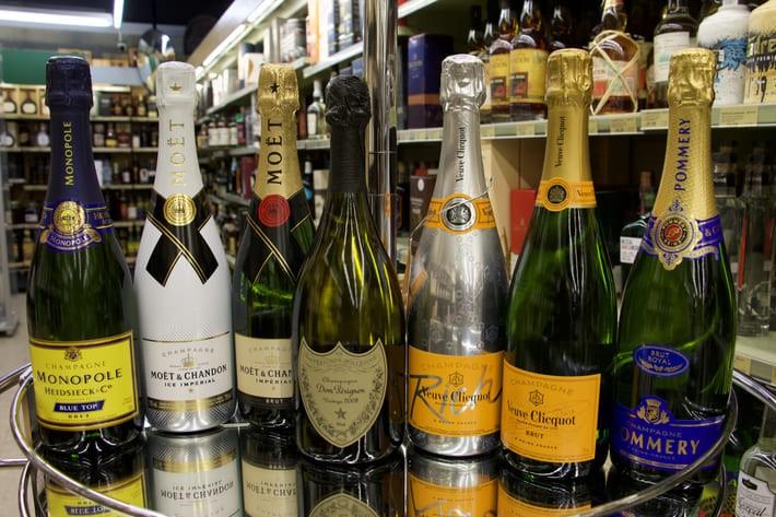 Bester Champagner
