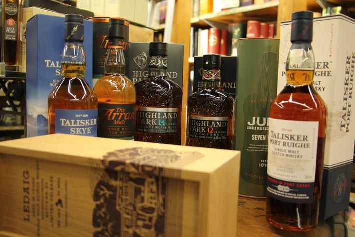 Island Whisky