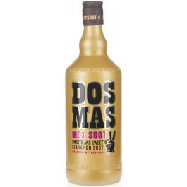 DOS MAS Tequila mit Zimt