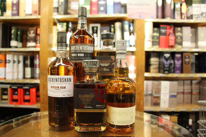 Lowland Whiskys
