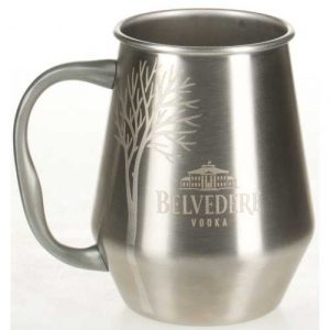 Belvedere Metallbecher
