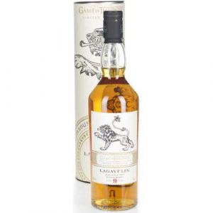 Game of Thrones Whisky Lagavulin 9 Years House Lannister
