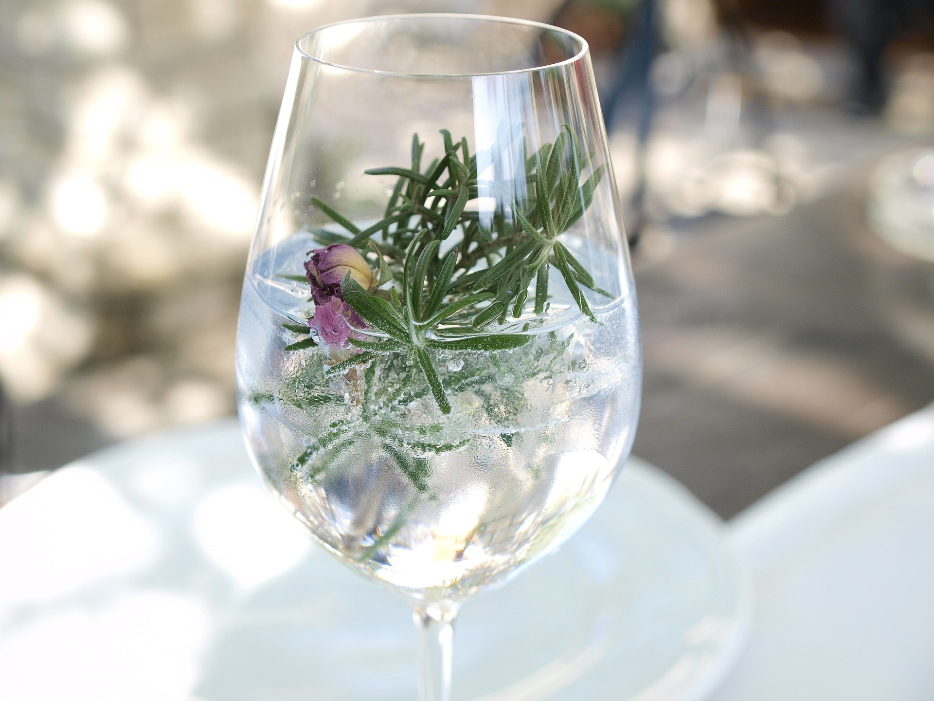 Gin aus Italien