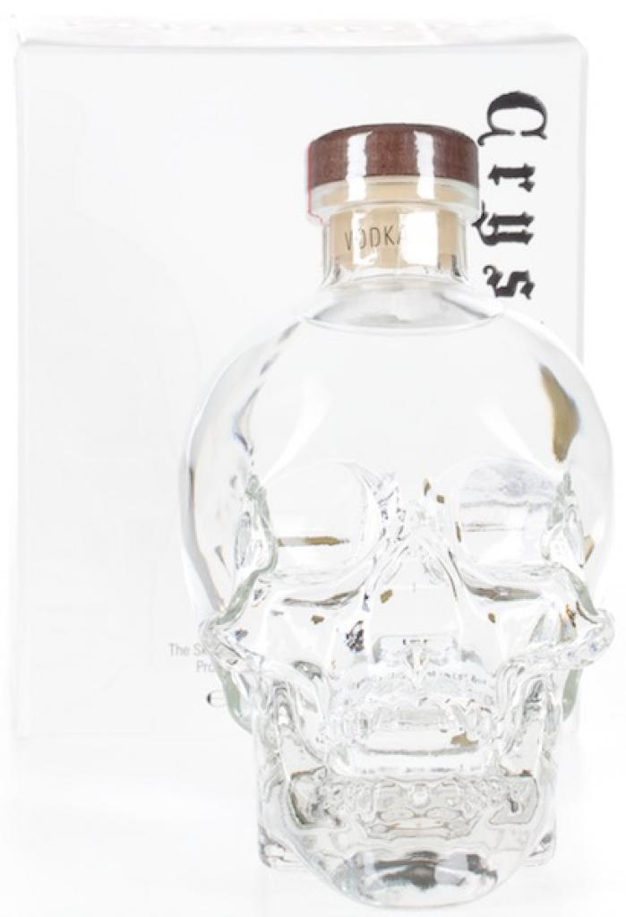 Crystal Head Vodka 40% 0.70