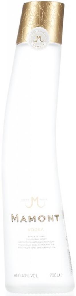 Mamont Vodka 40% 0.70