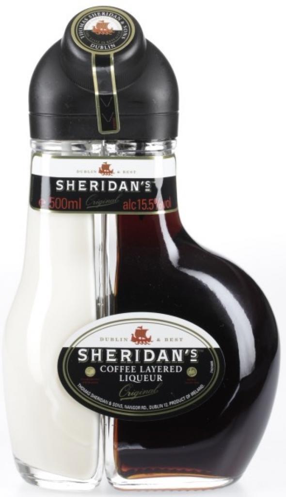 Sheridan's 15.5% 0.50